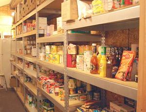 Holton Community Center - Food Program