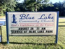 Blue Lake Community Church